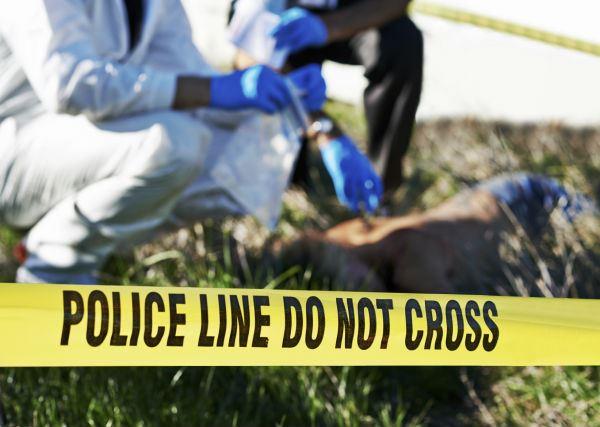 Murder DNA Evidence