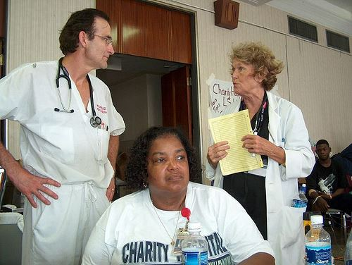 If Burnout is Imminent: How Nurses Preserve Their Rationality: Charity Hospital
