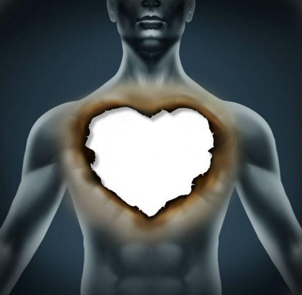 Overworked Heart