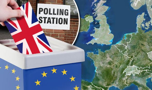 Polling Day EU Referendum