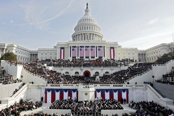 President United States Swearing In