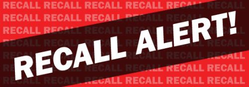 Product Recall Headline