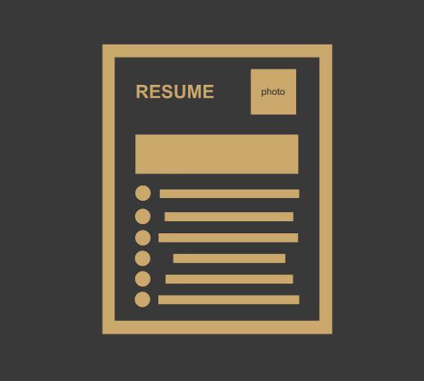 Resume Photo