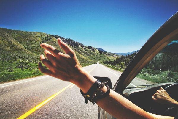 Road Trip Journey