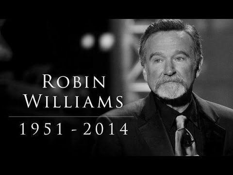 Robin Williams Loving Memory