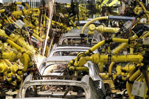 Robot Automobile Automation