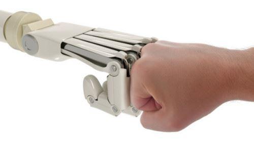 Importance of Automation Training: Robot Human Fist