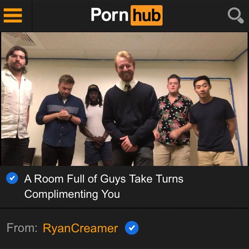 Ryan Creamer Porn
